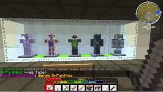 Server de Minecraft com o modpack FTB 24H brasileiro