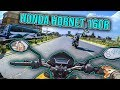 FIRST RIDE IMPRESSIONS OF HONDA HORNET 160R (2018) IN NEPAL
