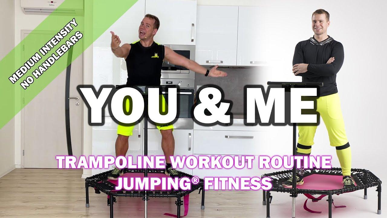 You & Me - Jumping® Fitness [MEDIUM INTENSITY]