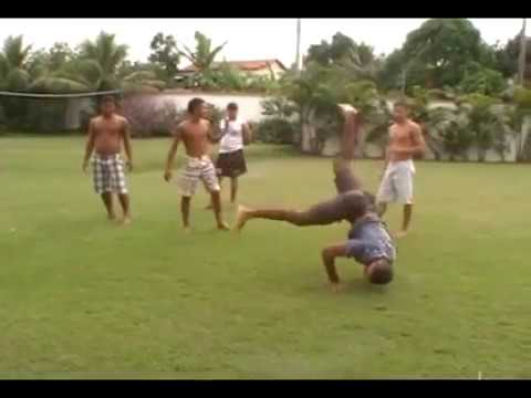 capoeira na veia angonal