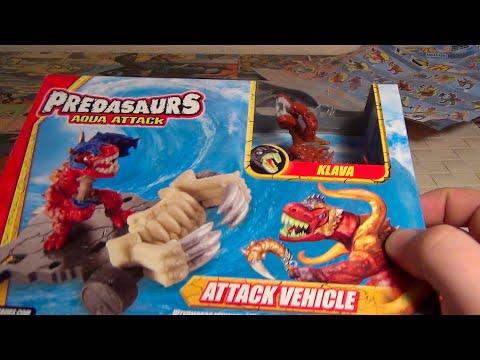 Боевые динозавры Рredasaurs