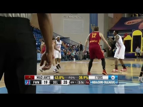 Josh Akognon scores 24 points in loss to Fort Wayne Mad Ants