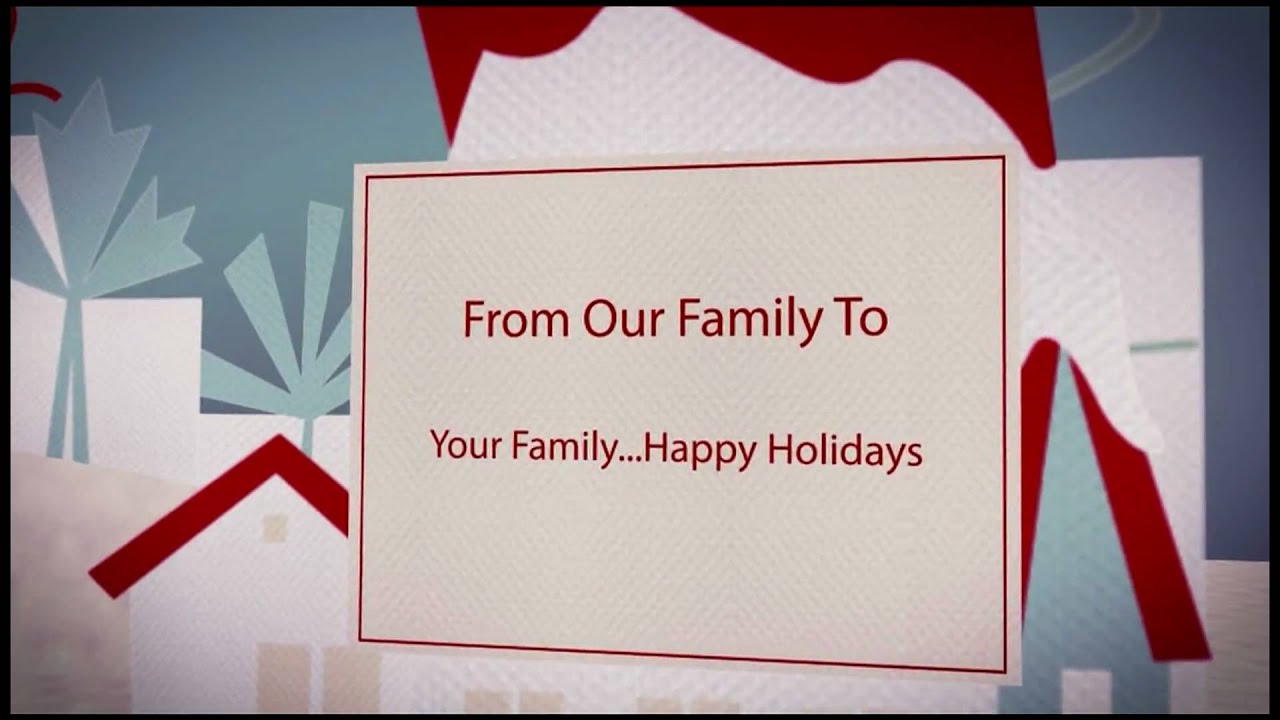 Give Your Friends and Family Beautiful Animated Greeting Cards