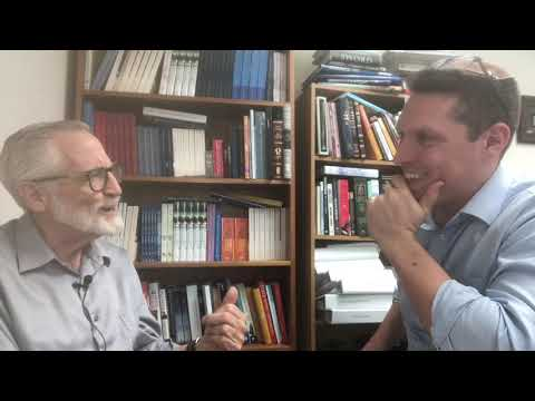 Monotheism & Polytheism In Ancient Israel! Prof. Ziony Zevit Interviewed By R' Shmuly Yanklowitz