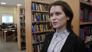 Немецкие фильмы в научной библиотеке