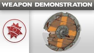 Team Fortress 2 Оружие — Штурмовой щит