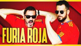 FURIA ROJA ⚽️   Himno Selección Española   Morat, Juanes (Besos en Guerra)   Para EUROCOPA y MUNDIAL