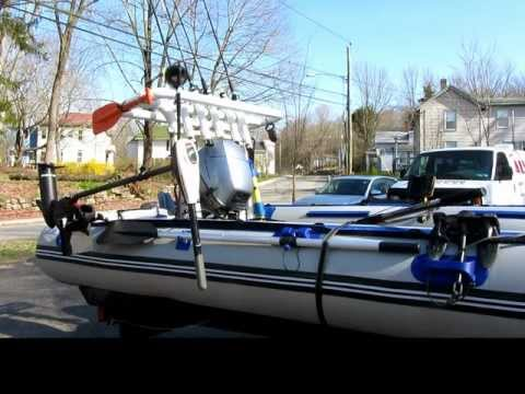 Inflatable Fishing Boat Tips