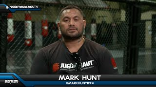 Mark Hunt: Fight With Lesnar Good for Eyeballs NOT Rankings