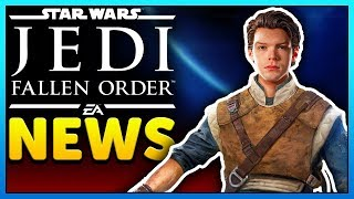 NEW Gameplay Details, Famous Characters, Merch - Jedi Fallen Order News