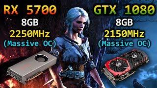 Ryzen 5 3600X + RX 5700 XT vs Core i5 9600K + RTX 2070