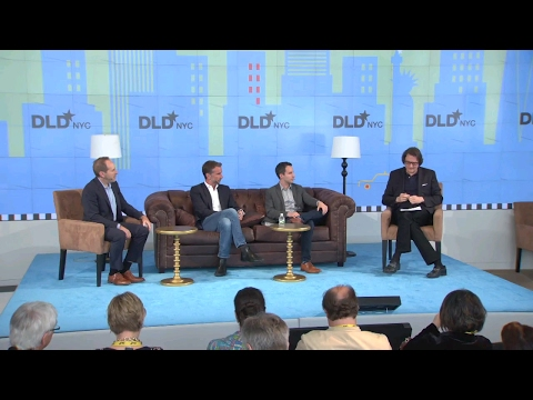 Digital Transformation-From The Why To The How (Tarkoff,Schlaubitz,Garfield,Wolcott) I DLD New York