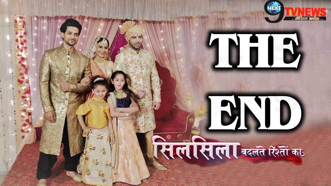 Download SILSILA BADALTE RISHTON KA || LAST EPISODE || 4 मार्च के महाएपिसोड में होगा शो की कहानी का 'THE END'