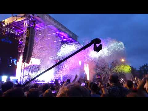 Tame Impala - Let It Happen - 2018 Pitchfork Chicago
