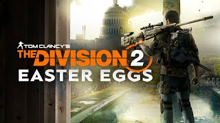 The Best Easter Eggs in THE DIVISION 2