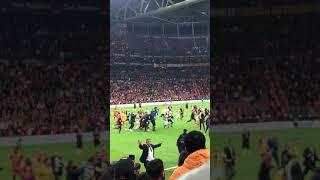 Gambar cover Galatasaray-Fenerbahçe Derbi maçındaki Jailson kavgası