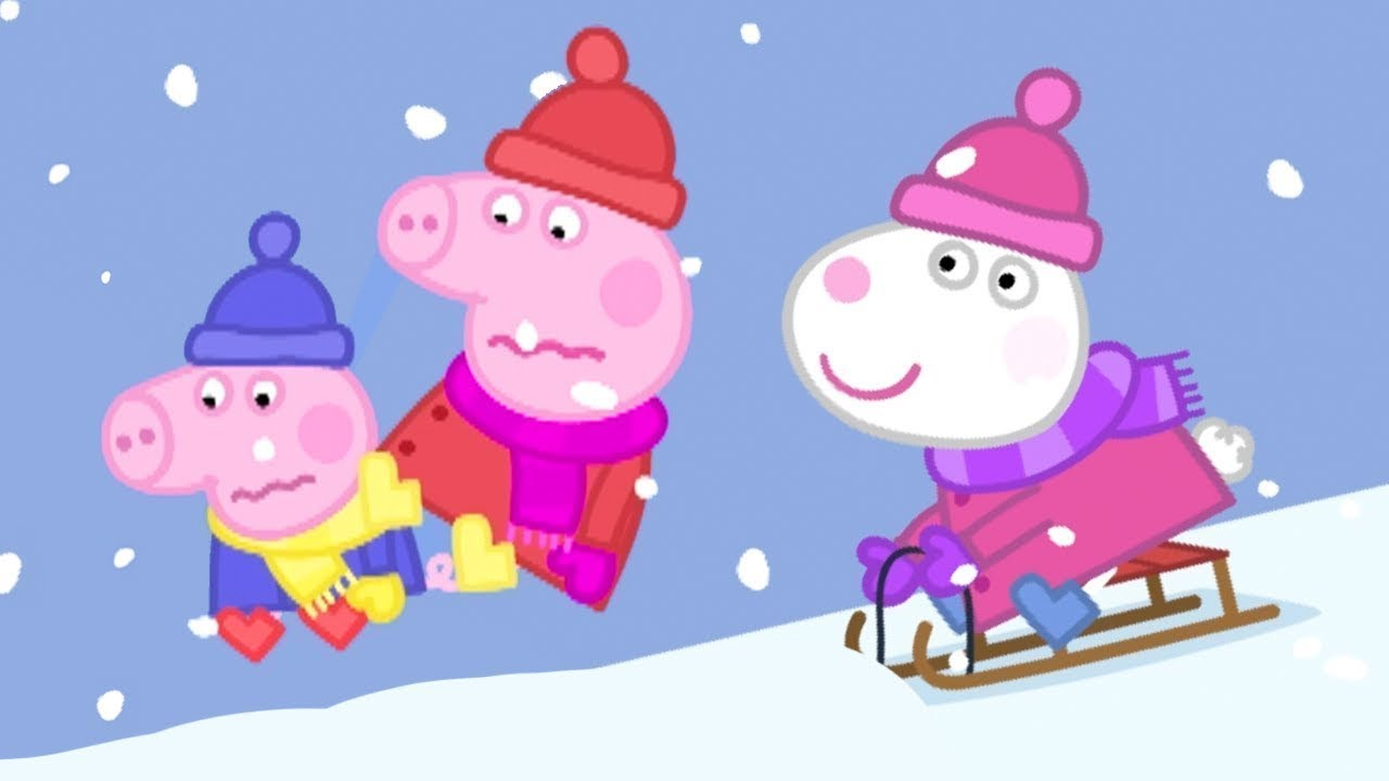 Peppa Pig Cartoons Kids