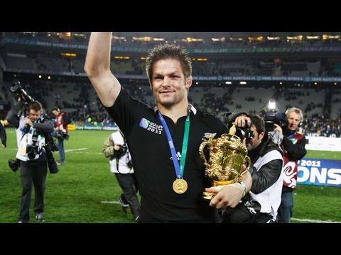 Tremendous tries & tackles - Rugby World Cup 2015 final