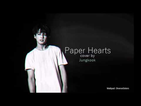 BTS Jungkook - Paper Hearts (Cover) 1 Hour