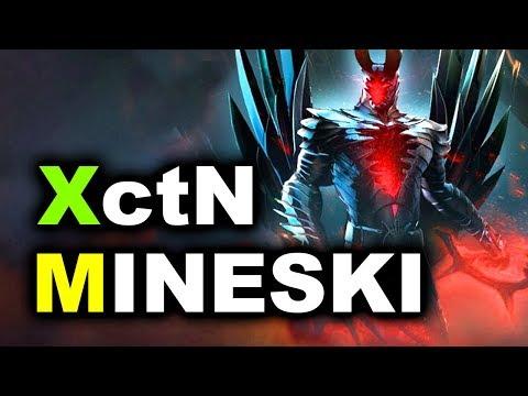 MINESKI vs Execration - GESC JAKARTA Minor DOTA 2