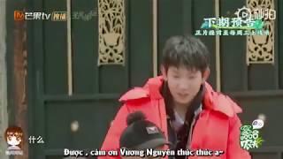 [ Vietsub ] Ha Ha Nông Phu - Trích Đoạn : Vương Nguyên Thúc Thúc