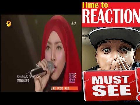 shila amzah - listen REACTION
