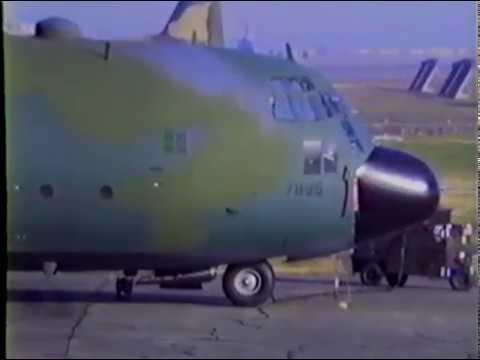 Flight to Korea 1Nov1983