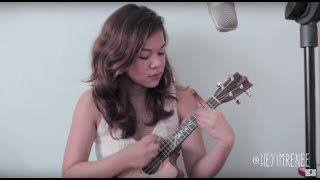 Blank Space (Taylor Swift) Ukulele cover - Reneé Dominique