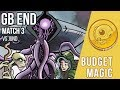 Budget Magic: GB End vs Jund (Match 3)