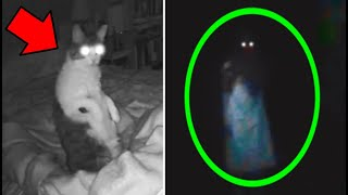 8 Ghost And Unexplained Nightmarish Encounters!