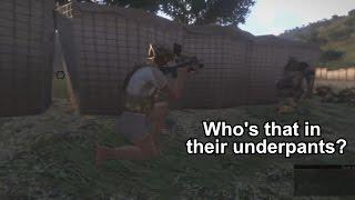 Random Arma3 Bullshittery (part 1)
