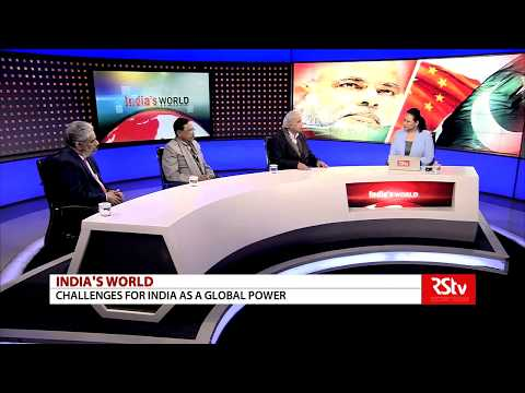 India's World - Challenges for India as a Global Power
