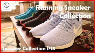 My Running Sneaker Collection!
