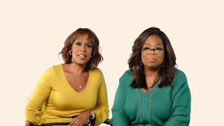 Gayle King Jokes About What Oprah Should Do If She Ever Caught Her Cheating With Stedman Graham