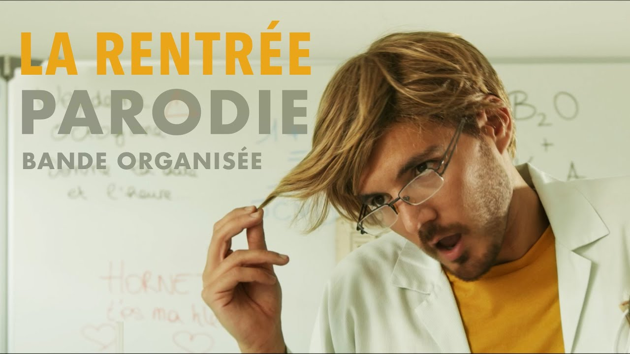 LA RENTRÉE (PARODIE BANDE ORGANISÉE - SCH x JUL x KOFS) - Hugo Roth Raza