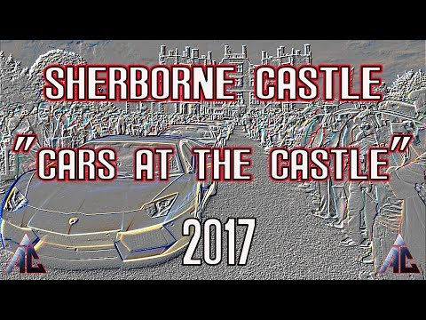 CLASSICS AND CARS 2017 - SHERBORNE CASTLE: CARS AT THE CASTLE 2017