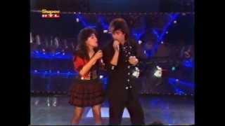 Luisa Fernandez and Peter Kent - Y Tu 1989