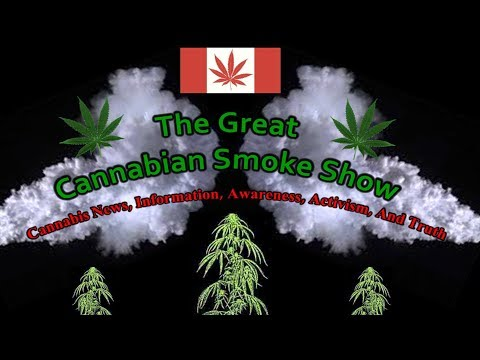 The Great Cannabian Smoke Show: Ep 08 - Ontario's pot plan unveiled - Guest: Jefferey Shaver