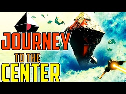 No Man's Sky GAMEPLAY | Journey to the Center of the Universe , No Man's Sky Center of Galaxy Part 1