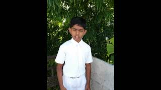 School Speech on mahatma gandhi in English