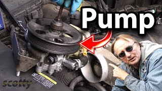 How to Replace Power Steering Pump in Your Car