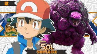 Pokémon Sol Shinylocke Ep.12 - NO PUEDO HACER NADA FRENTE A ESTO    SE ACABO