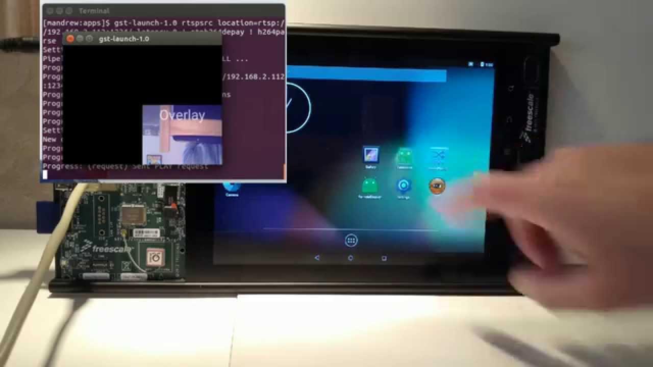 Android Virtual Display