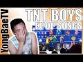 TNT BOYS SING FAMOUS K-POP SONGS | LISTEN - THE BIG SHOT CONCERT | Reaction | YongBaeTV
