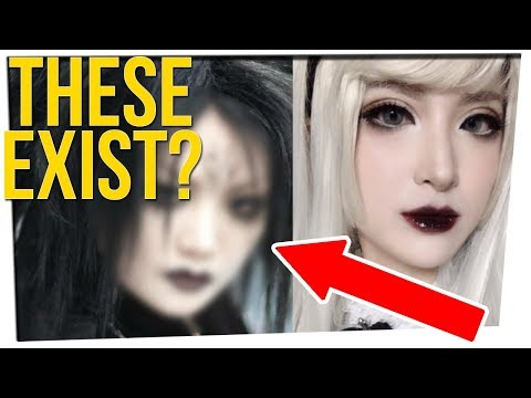 Chinese Goths Protest Discrimination!! (ft. Megan Batoon)