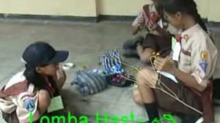 vuclip Pramuka TRISULA: Lomba hasta karya di SMANA Part 5