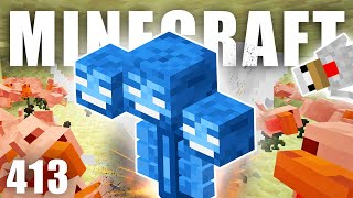WITHER ROSE FARMA! | Minecraft Let's Play #413