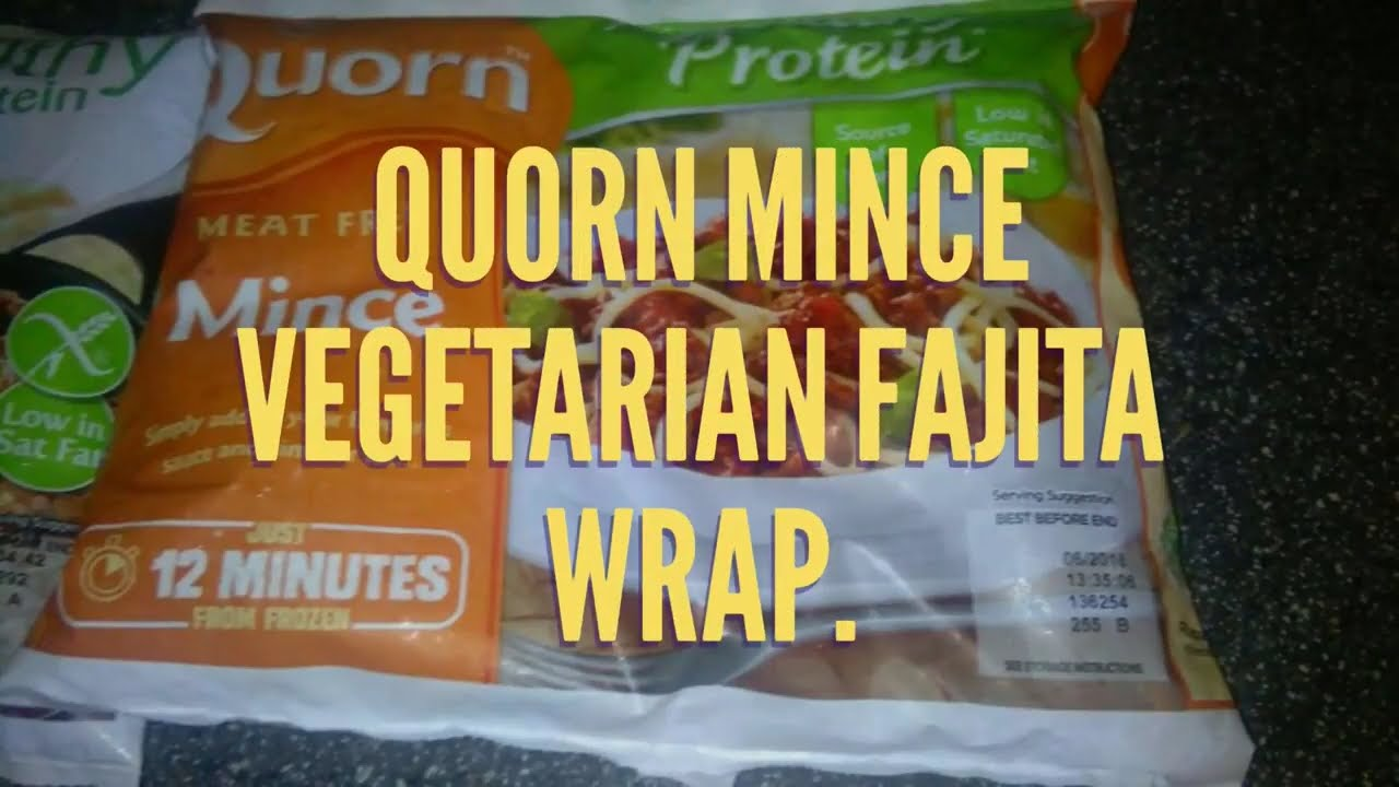 how to use quorn mince