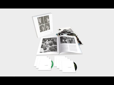 UNBOXING - The Beatles White Album 50th Anniversary Super Deluxe Box Set Mp3