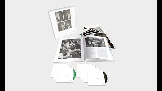 Gambar cover UNBOXING - The Beatles White Album 50th Anniversary Super Deluxe Box Set